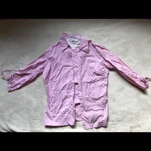 3/4 sleeve button up Tommy Hilfiger
